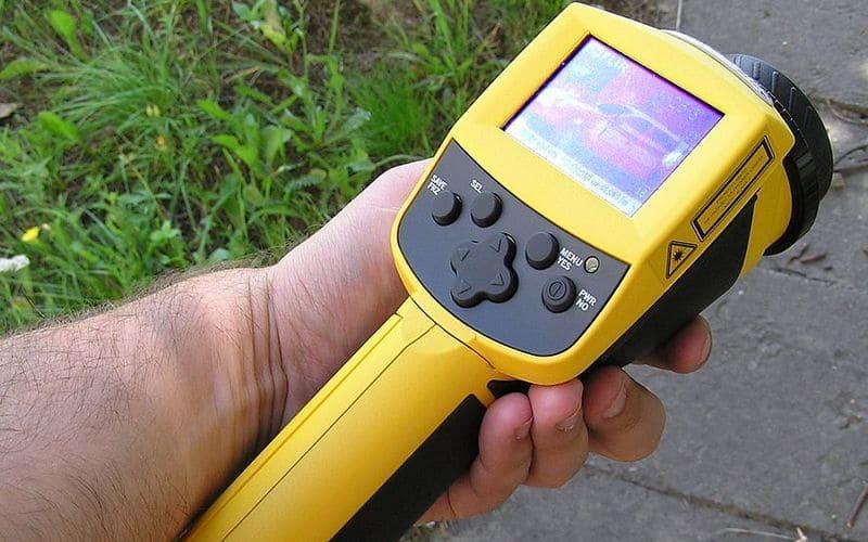 precio cámara termográfica precio