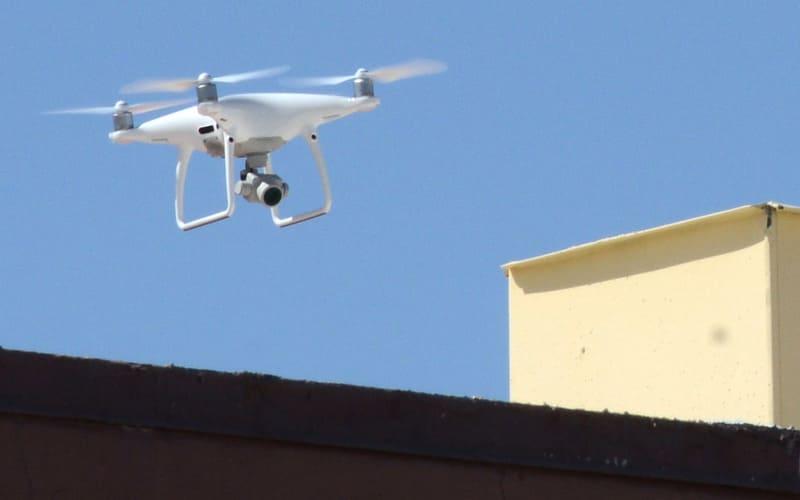 camara termica drones precio
