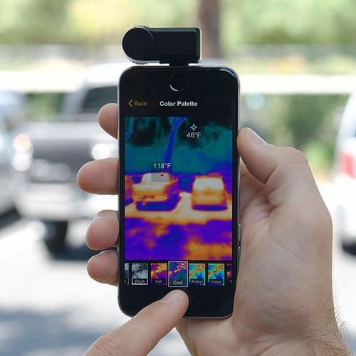 camara termica android seek thermal precio