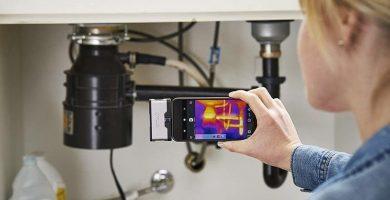 las mejores cámaras termicas para celulares